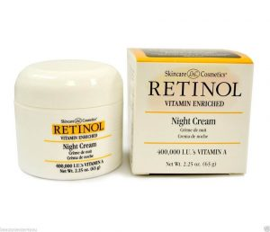 основное действие капсулированного ретинола