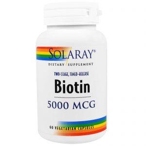 Витаминные комплексы с биотином