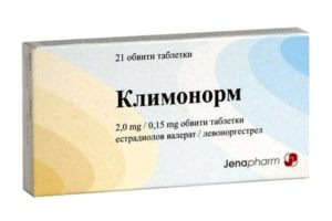 Климонорм: инструкция по применению таблеток