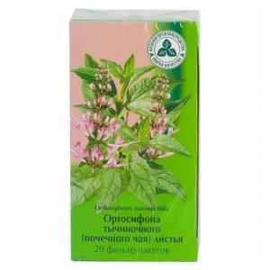 Ортосифона тычинного листья (почечный чай)