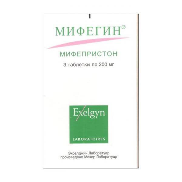 Мифегин: инструкция по применению таблеток