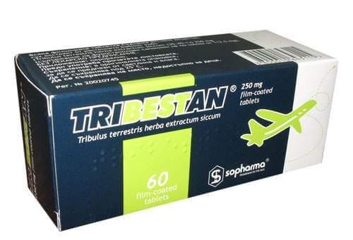 Трибестан: инструкция по применению фитотаблеток