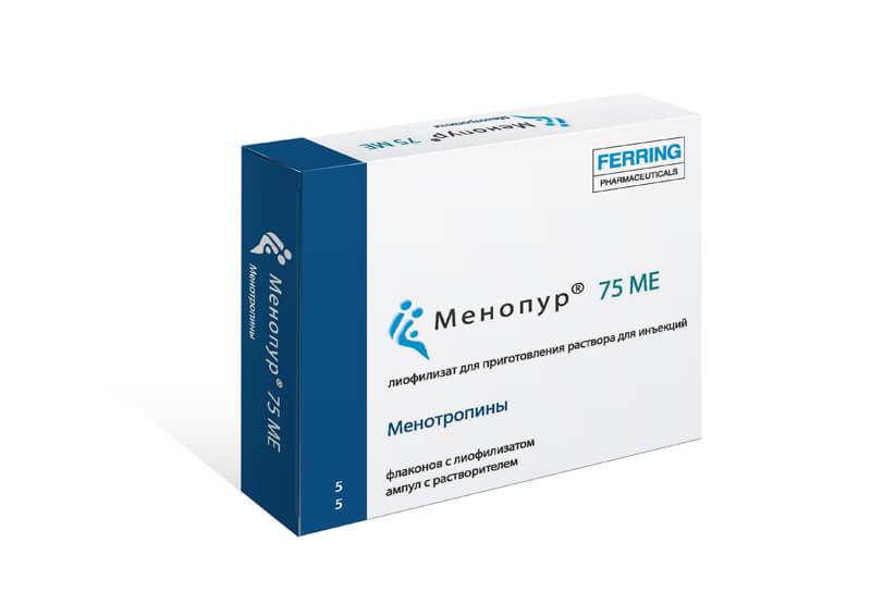 Менопур: инструкция по применению гормонального препарата