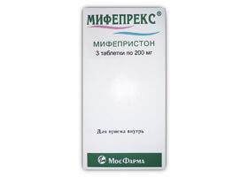 Мифепрекс: инструкция по применению таблеток