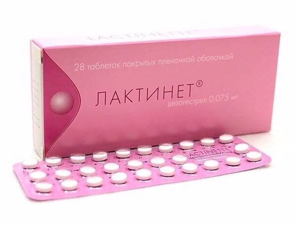 Лактинет: инструкция по применению противозачаточных таблеток