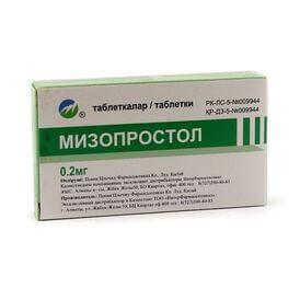 Мизопростол: инструкция по применению таблеток