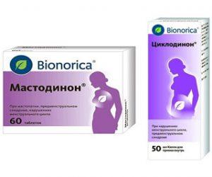Мастодин или Циклодинон: какое лекарство лучше