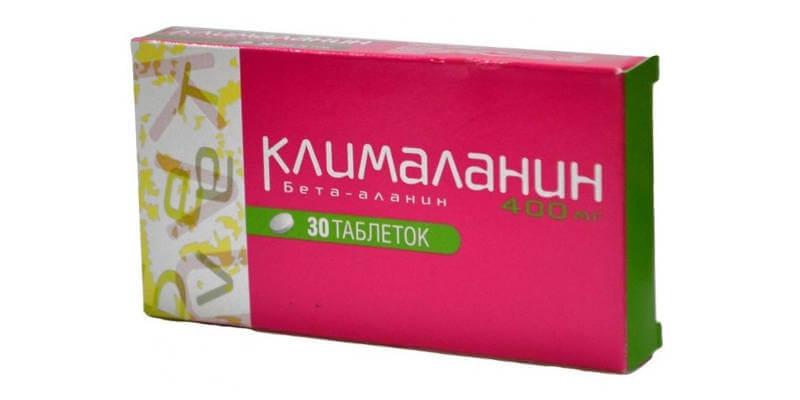 Клималанин: инструкция по применению таблеток