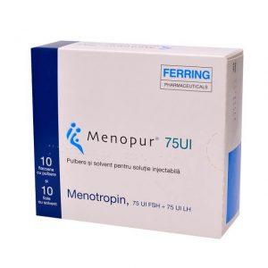 Менопур