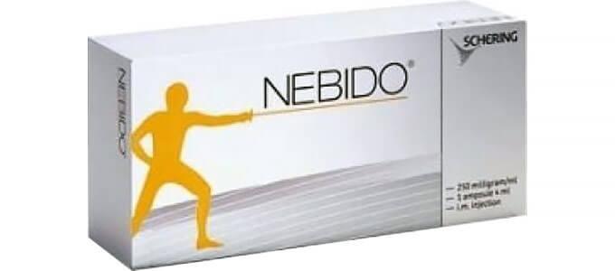 Небидо: инструкция по применению гормонального средства