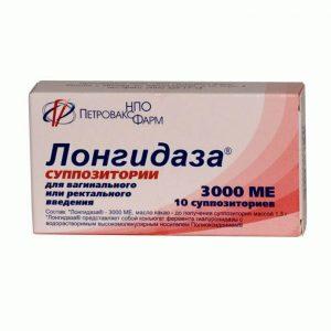 Использование Лонгидазы при эндометриозе в гинекологии