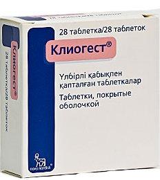 Клиогест: инструкция по применению таблеток