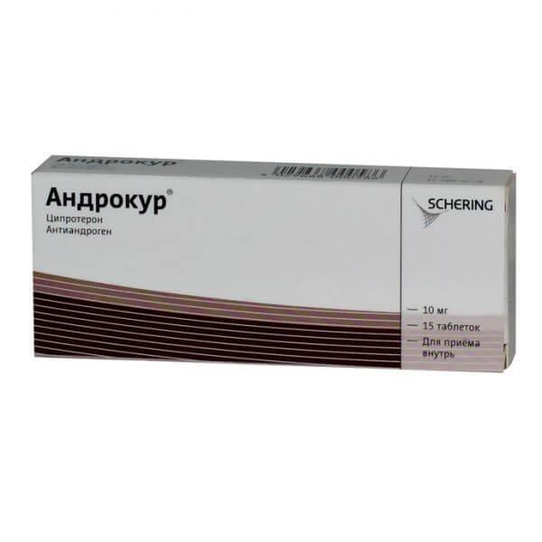 Андрокур: инструкция по применению таблеток и раствора