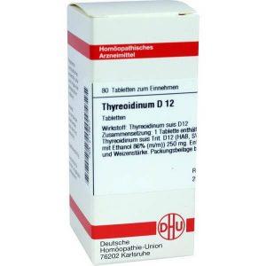 тиреоидин