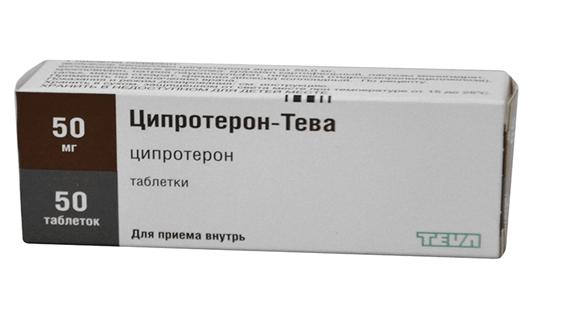 Ципротерон: инструкция по применению таблеток