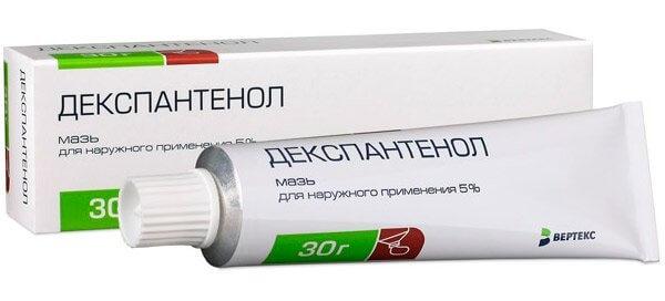 Декспантенол: инструкция по применению крема и мази