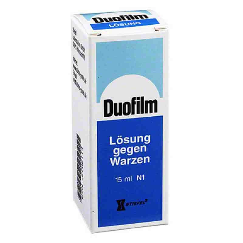 Дуофилм: инструкция по применению раствора