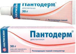 Пантодерм крем