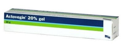 Актовегин: инструкция по применению глазного геля