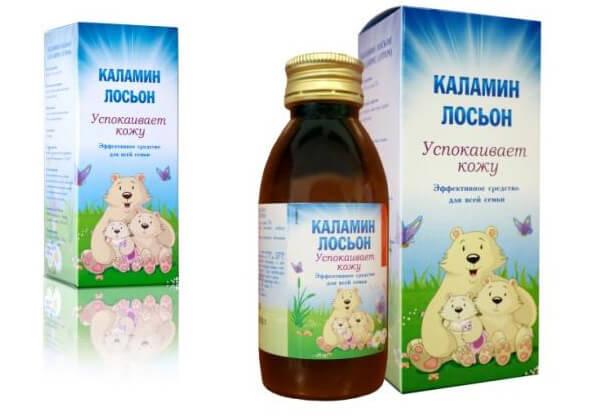 Каламин: инструкция по применению лосьона, мази и таблеток