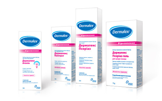 Дермалекс: инструкция по применению серии дерматологических средств