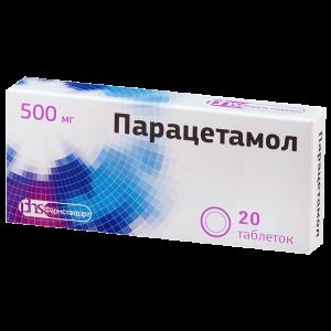 Парацетамол при болях в суставах: способы применения
