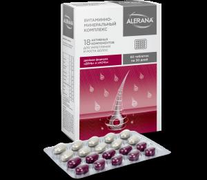 алерана витамины