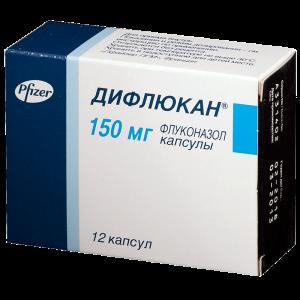 Как принимать Флюкостат и Дифлюкан с антибиотиками