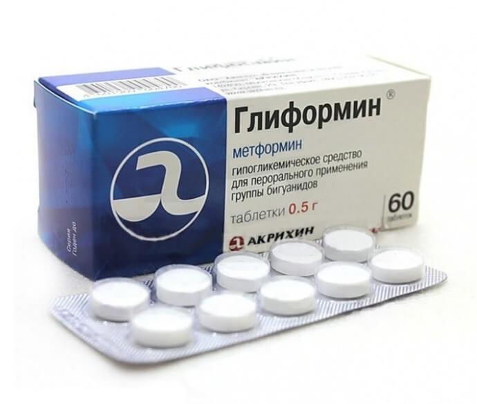 Глиформин: инструкция по применению таблеток