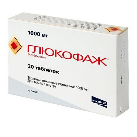 Глюкофаж и Глюкофаж Лонг: инструкция по применению таблеток