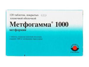 Метфогамма