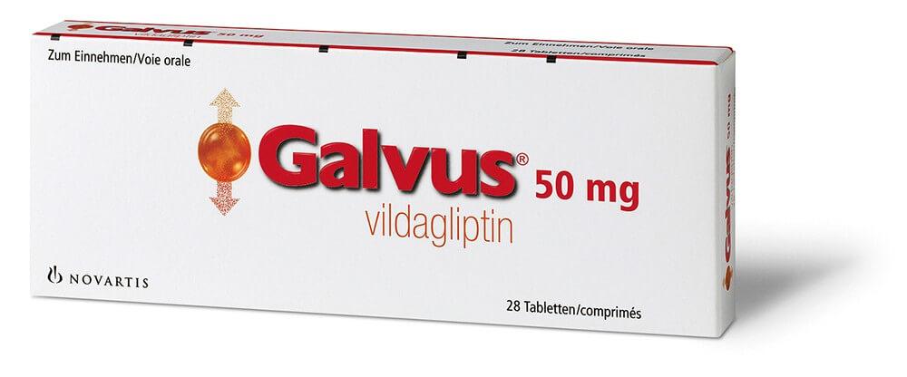 Галвус и Галвус Мет: инструкция по применению таблеток