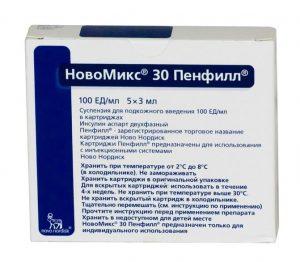НовоМикс 30 Пенфилл