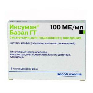 инсулин базал