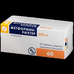 метформин при поликистозе яичников