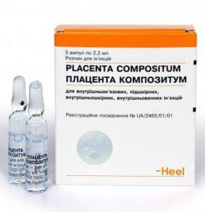 плацента композитум