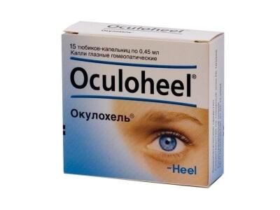 Окулохель: инструкция по применению глазных капель