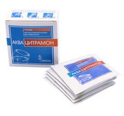 аквацитрамон
