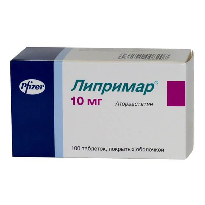 Липримар: инструкция по применению таблеток