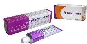 Троксерутин