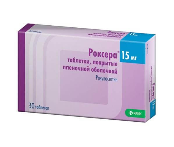 Роксера: инструкция по применению таблеток