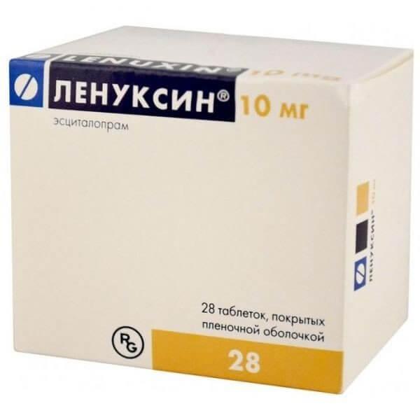 Ленуксин: инструкция по применению таблеток