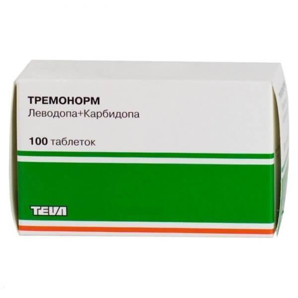 Тремонорм: инструкция по применению таблеток