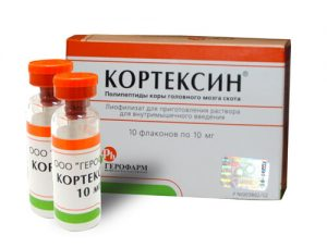 кортексин и мексидол