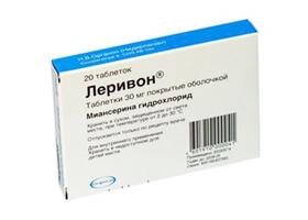 Леривон: инструкция по применению таблеток