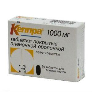 кеппра таблетки