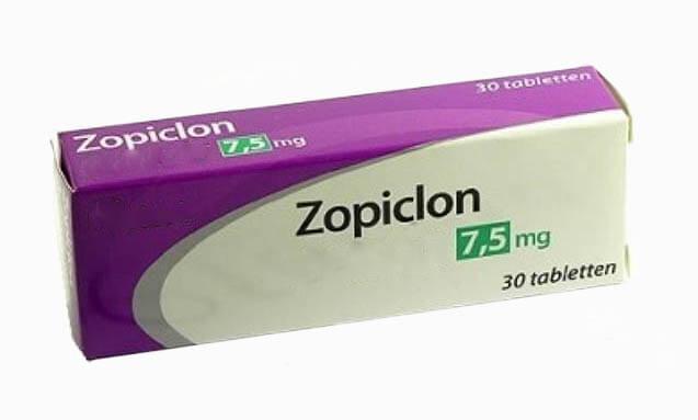 Зопиклон: инструкция по применению таблеток