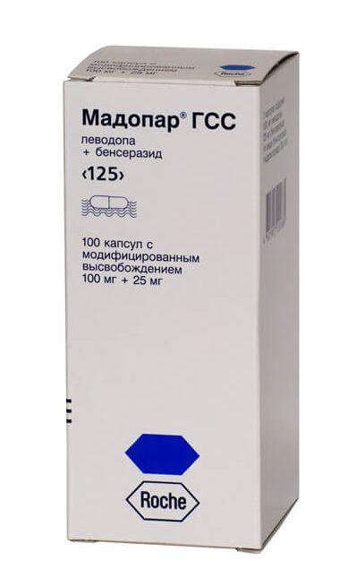 Мадопар, таблетки 250 мг, 100 шт. Купить, цена и отзывы, мадопар.