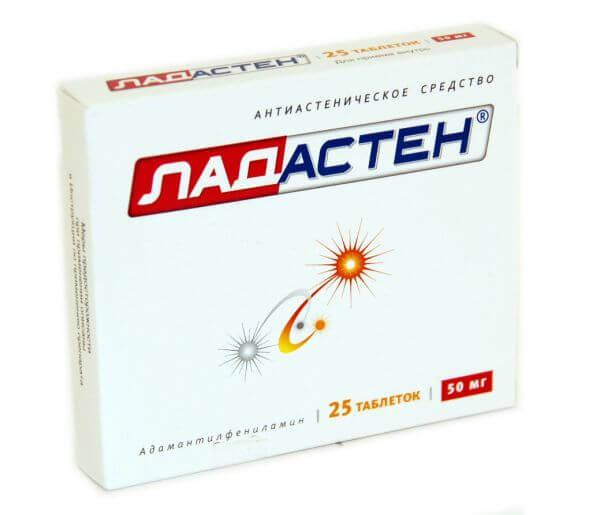 Ладастен: инструкция по применению таблеток