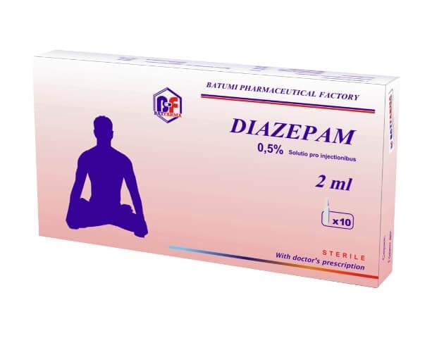 Диазепам: инструкция по применению таблеток, раствора и свечей